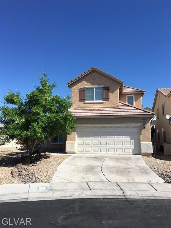 612 Bengal Bay, North Las Vegas, NV 89081 (MLS #2091527) :: The Snyder Group at Keller Williams Marketplace One