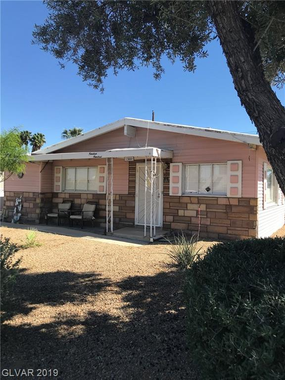 1900 Canosa, Las Vegas, NV 89104 (MLS #2091995) :: The Snyder Group at Keller Williams Marketplace One