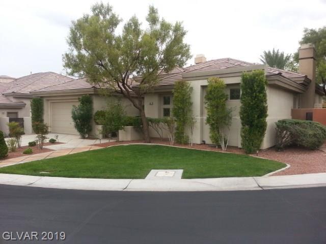 10013 Alegria Drive, Las Vegas, NV 89144 (MLS #2092905) :: Jeffrey Sabel
