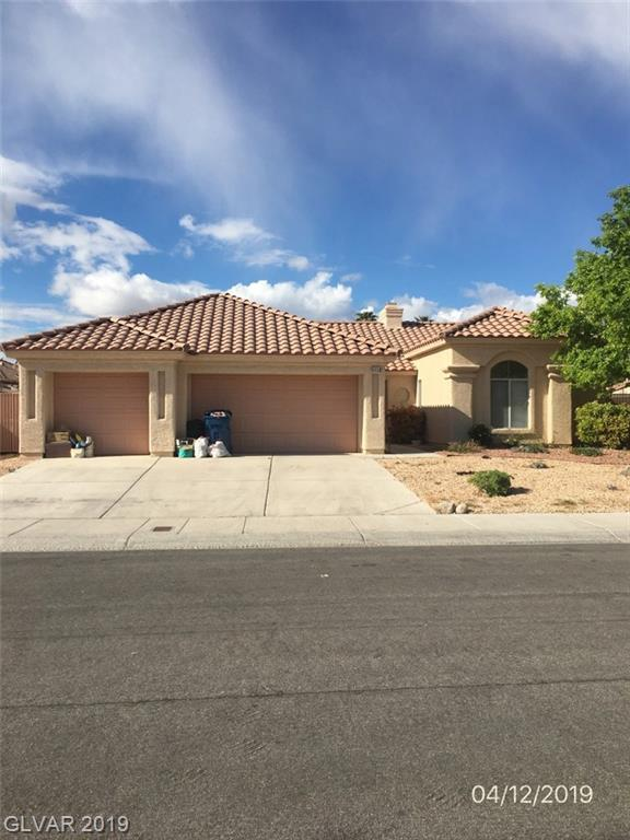 5116 Costabella, North Las Vegas, NV 89130 (MLS #2093156) :: The Snyder Group at Keller Williams Marketplace One