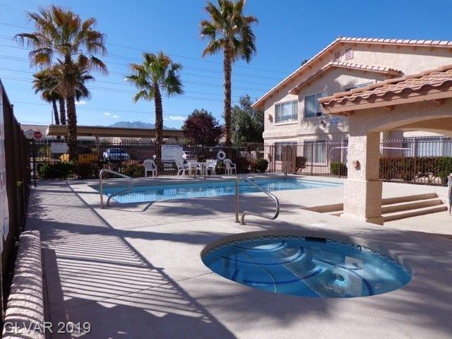 350 Durango #233, Las Vegas, NV 89145 (MLS #2096220) :: Trish Nash Team