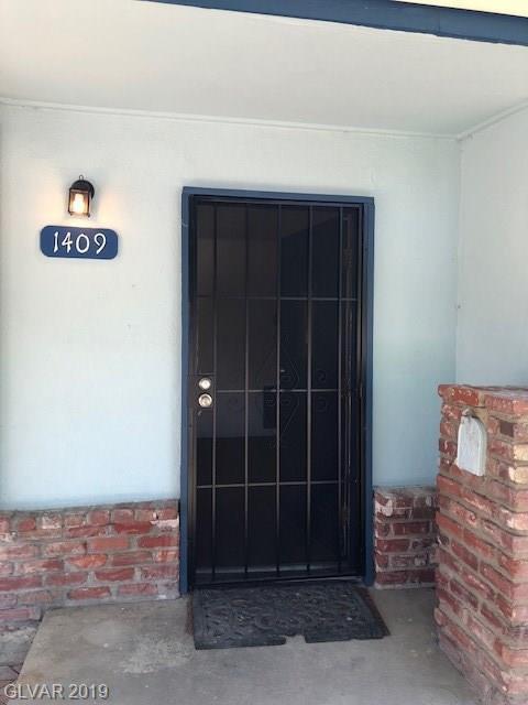 1409 Eastwood, Las Vegas, NV 89104 (MLS #2097913) :: Signature Real Estate Group