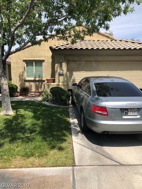 5644 Crowbush Cove, Las Vegas, NV 89122 (MLS #2098008) :: The Snyder Group at Keller Williams Marketplace One