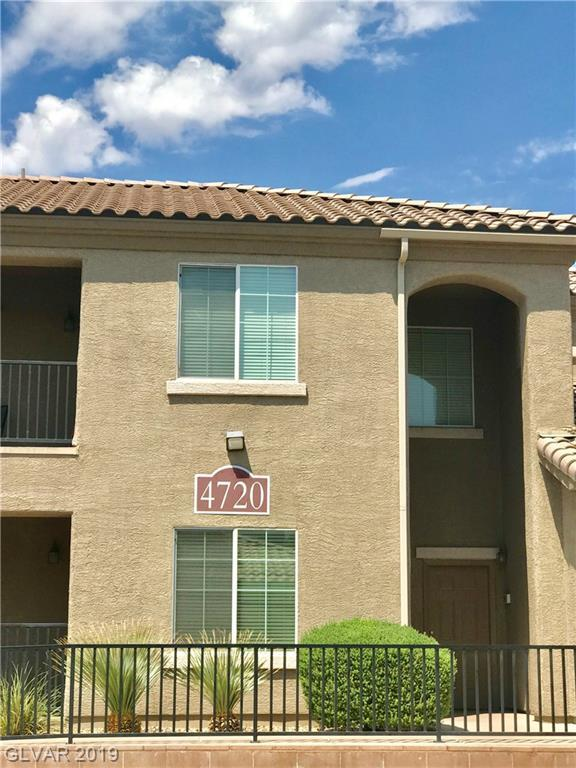 4720 Centisimo #201, Las Vegas, NV 89084 (MLS #2098572) :: Vestuto Realty Group