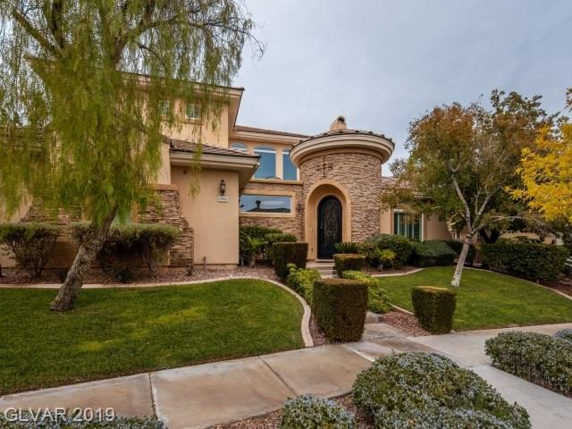 10980 Willow Valley, Las Vegas, NV 89135 (MLS #2098646) :: The Snyder Group at Keller Williams Marketplace One