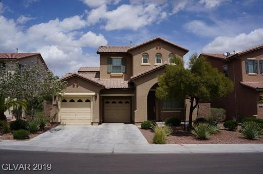 11260 Bedford Hills, Las Vegas, NV 89138 (MLS #2099075) :: Trish Nash Team