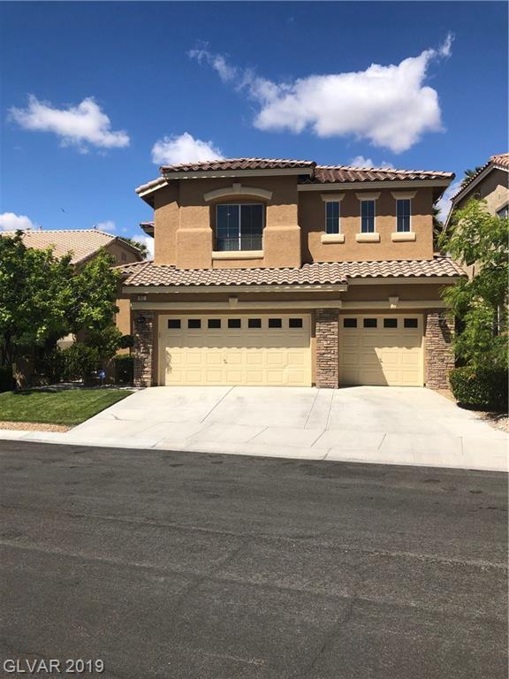 417 Copper Valley, Las Vegas, NV 89144 (MLS #2100134) :: Trish Nash Team
