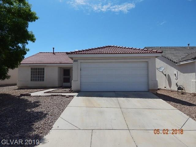 3633 Nairobi, North Las Vegas, NV 89032 (MLS #2100165) :: Trish Nash Team