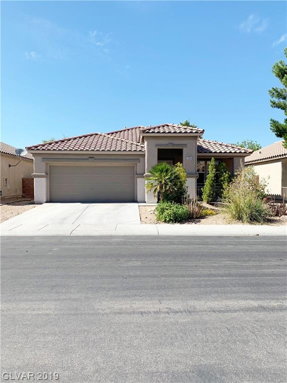 2304 Saddlebill, North Las Vegas, NV 89084 (MLS #2106090) :: Signature Real Estate Group
