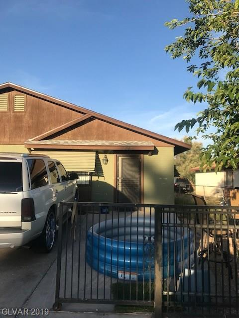 732 Concrete, Las Vegas, NV 89110 (MLS #2106247) :: Signature Real Estate Group