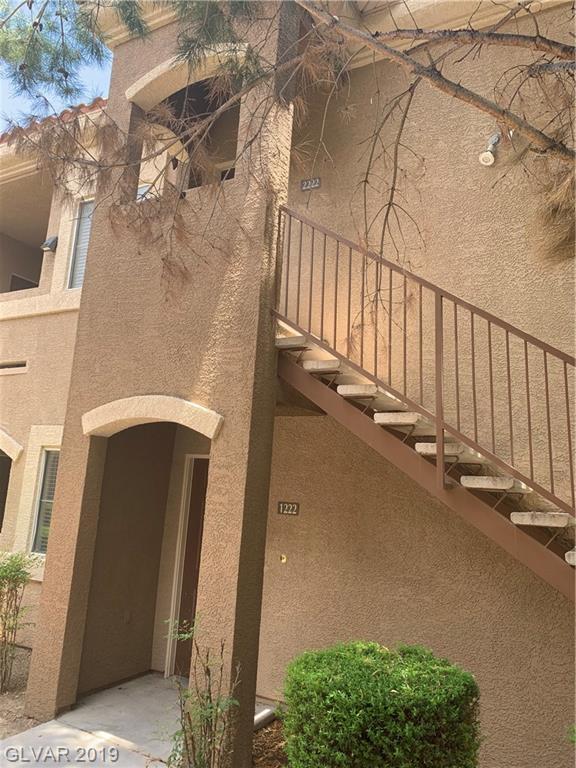10245 Maryland #2222, Las Vegas, NV 89183 (MLS #2106338) :: Signature Real Estate Group