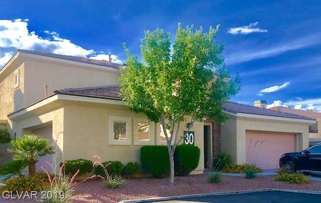 10809 Garden Mist #2088, Las Vegas, NV 89135 (MLS #2106710) :: Signature Real Estate Group