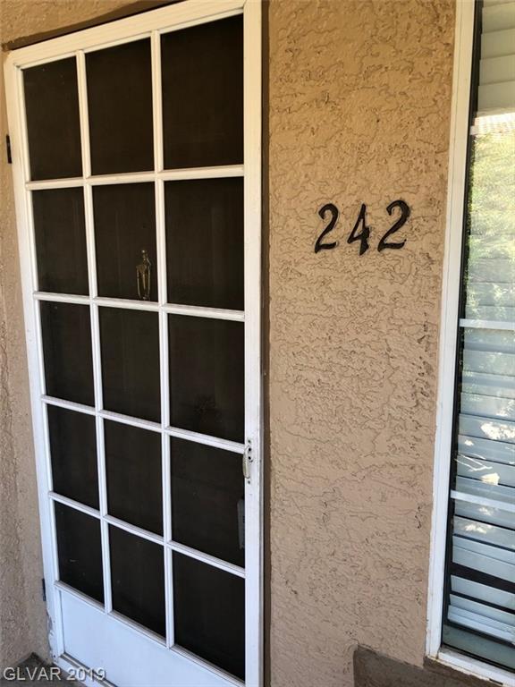 3450 Erva #242, Las Vegas, NV 89117 (MLS #2107888) :: Vestuto Realty Group