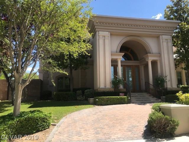 908 Trophy Hills, Las Vegas, NV 89134 (MLS #2107942) :: ERA Brokers Consolidated / Sherman Group