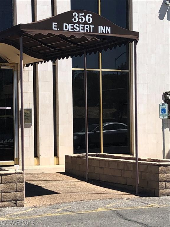 356 Desert Inn Road #122, Las Vegas, NV 89109 (MLS #2108546) :: Billy OKeefe | Berkshire Hathaway HomeServices