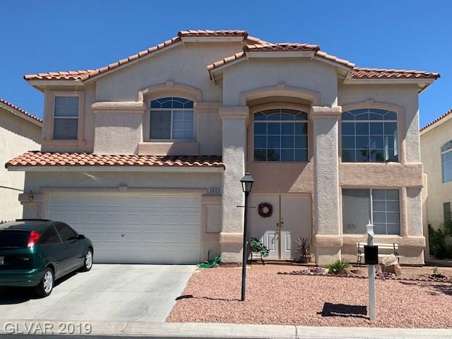 360 Jolly January, Las Vegas, NV 89183 (MLS #2108592) :: Vestuto Realty Group