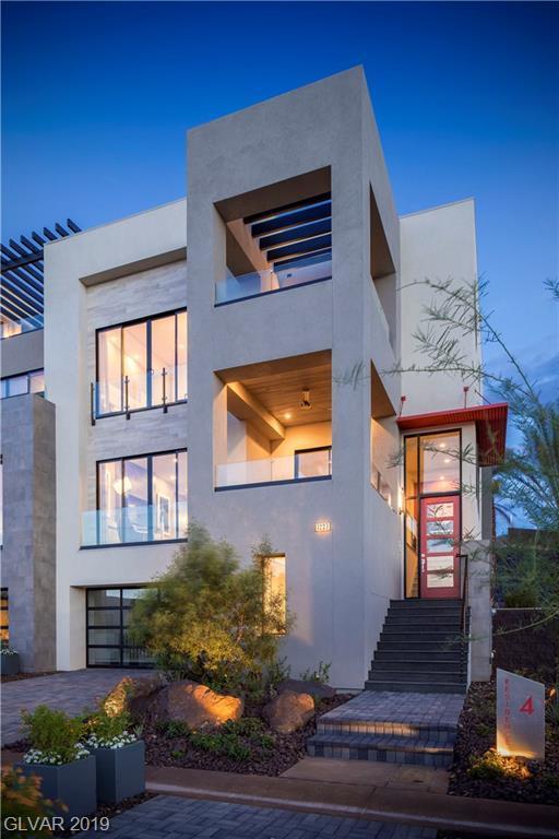 422 Tranquil Peak, Henderson, NV 89012 (MLS #2108967) :: Signature Real Estate Group
