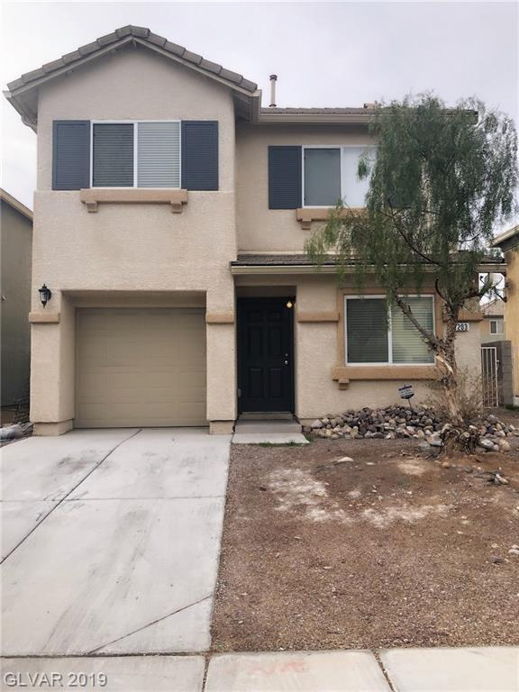 5203 Floralita, Las Vegas, NV 89122 (MLS #2109351) :: Signature Real Estate Group