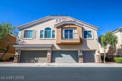 6069 Mustang Breeze #101, Henderson, NV 89011 (MLS #2109484) :: Signature Real Estate Group