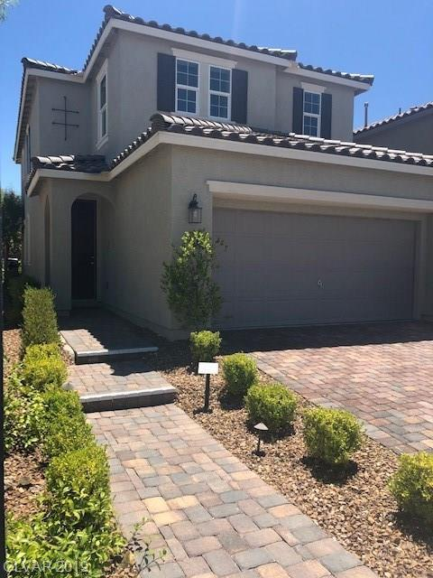 3119 Biccari, Henderson, NV 89044 (MLS #2111809) :: The Snyder Group at Keller Williams Marketplace One