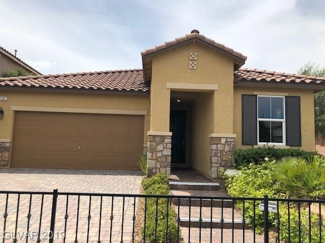 3139 Biccari, Henderson, NV 89044 (MLS #2112281) :: The Snyder Group at Keller Williams Marketplace One