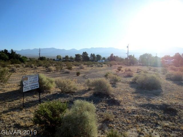 5341 N Genoa, Pahrump, NV 89060 (MLS #2112290) :: The Snyder Group at Keller Williams Marketplace One
