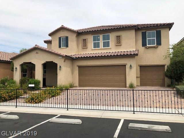 3134 Biancavilla, Henderson, NV 89044 (MLS #2112313) :: The Snyder Group at Keller Williams Marketplace One