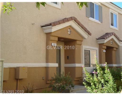 8710 Horizon Wind #101, Las Vegas, NV 89178 (MLS #2112891) :: Vestuto Realty Group