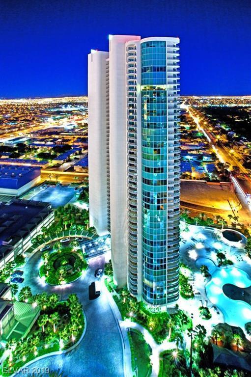 222 Karen #3003, Las Vegas, NV 89109 (MLS #2114132) :: The Snyder Group at Keller Williams Marketplace One