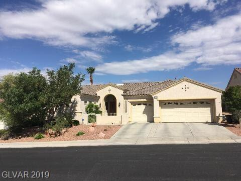 1845 Lake Wales, Henderson, NV 89052 (MLS #2114535) :: The Snyder Group at Keller Williams Marketplace One