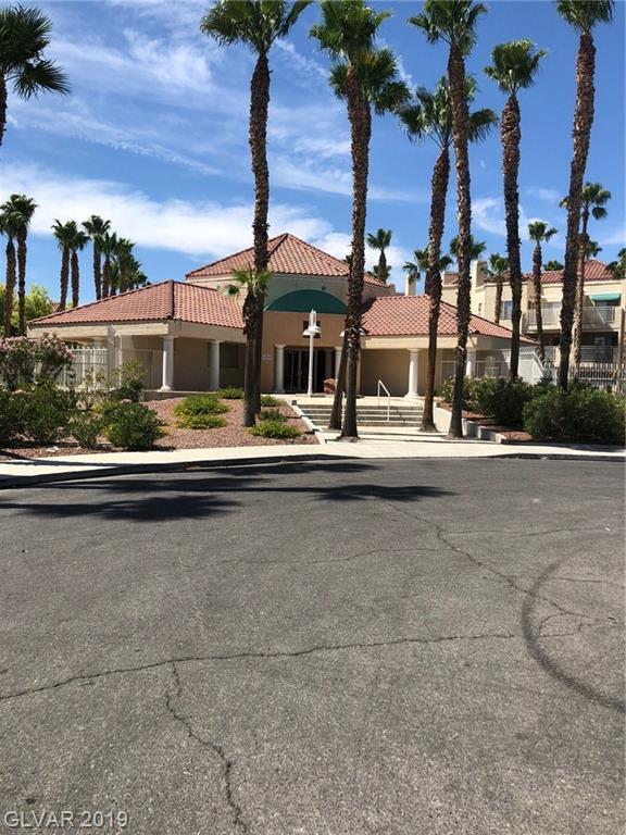 5000 Red Rock #115, Las Vegas, NV 89118 (MLS #2114580) :: Trish Nash Team