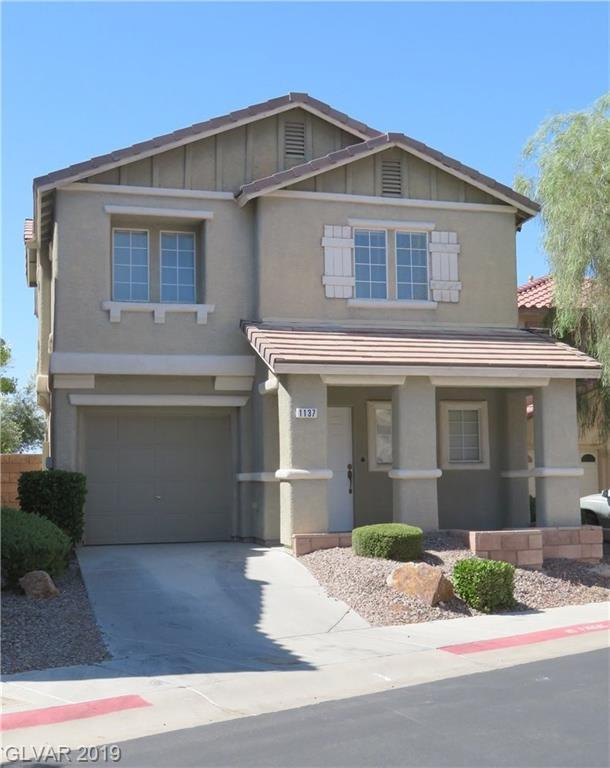 1137 Paradise Vista, Henderson, NV 89002 (MLS #2114946) :: The Snyder Group at Keller Williams Marketplace One