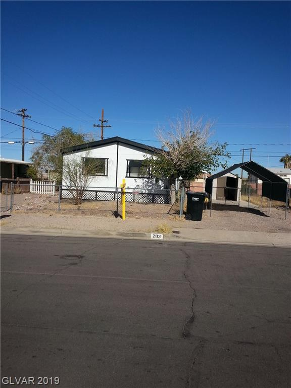 203 Shoshone, Henderson, NV 89015 (MLS #2115033) :: Vestuto Realty Group
