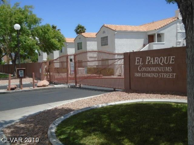 1800 Edmond #164, Las Vegas, NV 89146 (MLS #2115718) :: Signature Real Estate Group