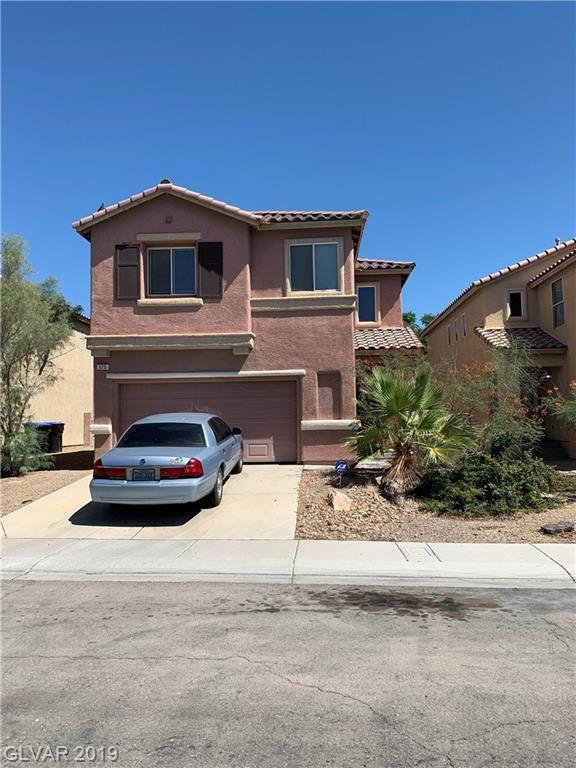 520 Round Reign, North Las Vegas, NV 89081 (MLS #2116233) :: The Snyder Group at Keller Williams Marketplace One