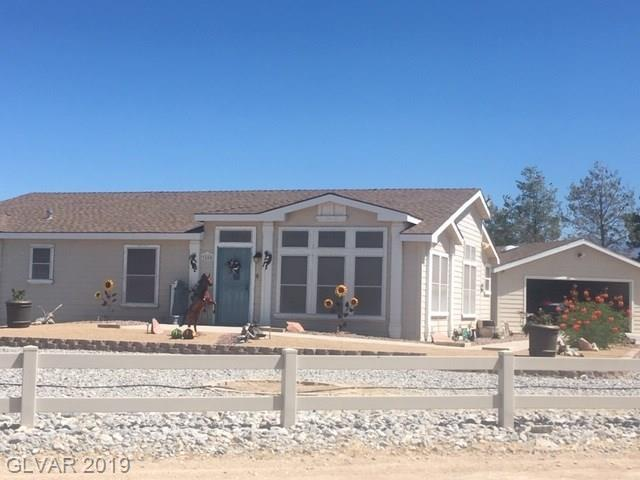 3500 E Savoy, Pahrump, NV 89061 (MLS #2117907) :: The Snyder Group at Keller Williams Marketplace One