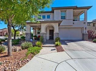 2098 Valley Sand, Las Vegas, NV 89135 (MLS #2118914) :: Signature Real Estate Group