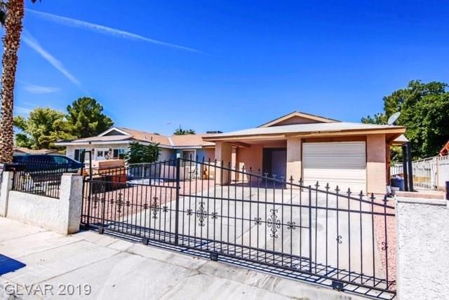 14 Traci, Las Vegas, NV 89110 (MLS #2119027) :: Signature Real Estate Group