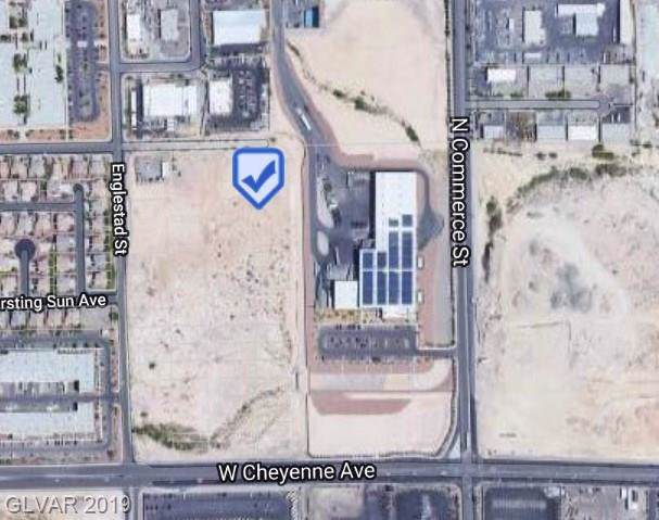 Cheyenne-Engalestad, North Las Vegas, NV 89032 (MLS #2119267) :: The Lindstrom Group