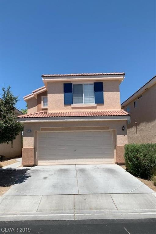4714 Delicate Arch, North Las Vegas, NV 89031 (MLS #2120381) :: The Snyder Group at Keller Williams Marketplace One