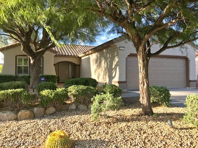 2570 Downeyville, Henderson, NV 89052 (MLS #2122386) :: The Snyder Group at Keller Williams Marketplace One