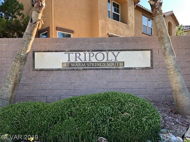 6255 Arby #131, Las Vegas, NV 89118 (MLS #2124678) :: Hebert Group | Realty One Group