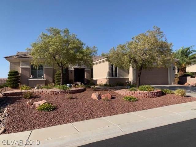 2798 Sapphire Desert, Henderson, NV 89052 (MLS #2134373) :: Signature Real Estate Group