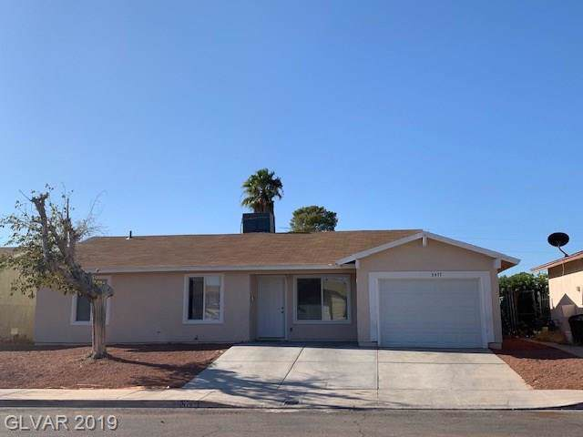 5477 Berchmans, Las Vegas, NV 89122 (MLS #2135088) :: Signature Real Estate Group