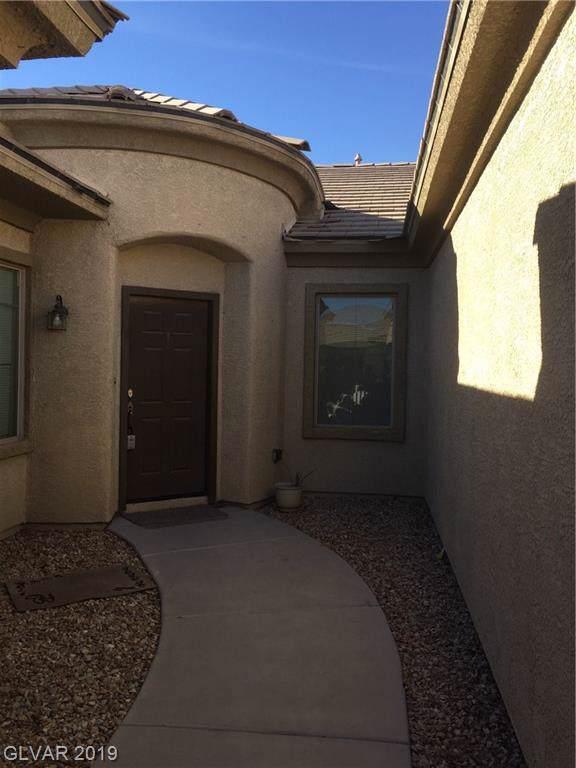 5890 Grossman, Las Vegas, NV 89122 (MLS #2135743) :: Signature Real Estate Group