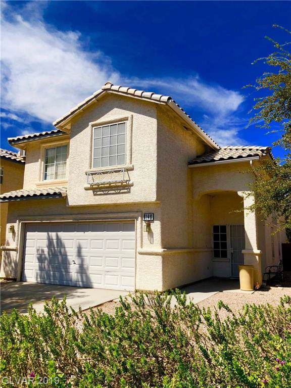 6146 Elderberry Wine, Las Vegas, NV 89142 (MLS #2135815) :: Signature Real Estate Group