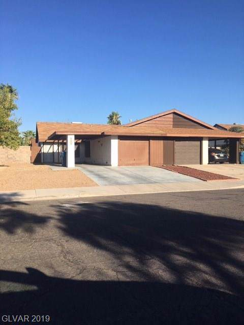4384 Pineaire, Las Vegas, NV 89147 (MLS #2135878) :: Capstone Real Estate Network