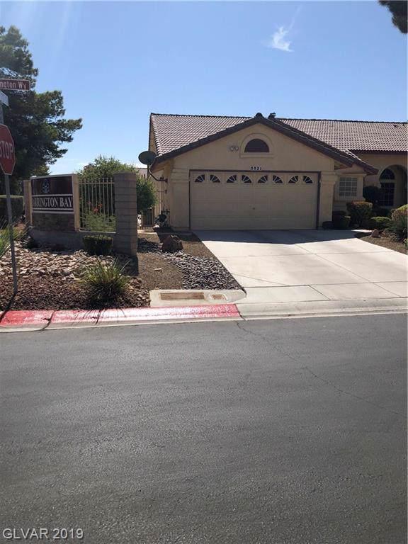 5521 Port Barrington, Las Vegas, NV 89130 (MLS #2136042) :: Signature Real Estate Group