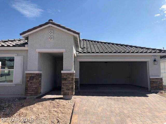9434 Doe Mountain, Las Vegas, NV 89178 (MLS #2136112) :: Signature Real Estate Group