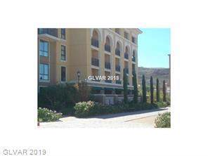 29 Montelago Boulevard #349, Henderson, NV 89011 (MLS #2136120) :: The Lindstrom Group